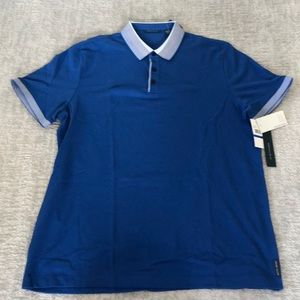BRAND NEW Perry Ellis polo sz XL
